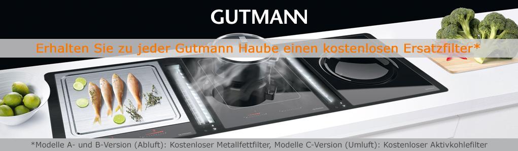 Gutmann Dunstabzugshaube Ersatzteile 2021