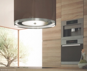 berbel deckenlifthaube skyline round bdl 60 skr we. Black Bedroom Furniture Sets. Home Design Ideas
