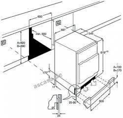 smeg ud7108fsep einbau gefrierschrank. Black Bedroom Furniture Sets. Home Design Ideas