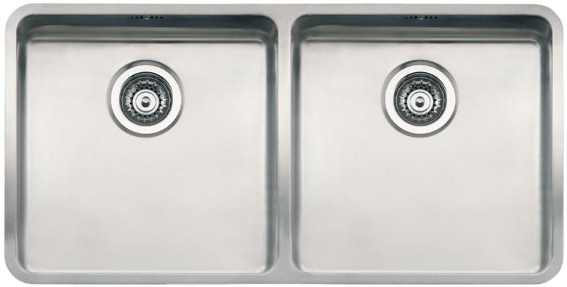 Smeg Kühlschrank Dwg : Reginox ohio 40x40 40x40 als auflagespüle flächenbündige spüle
