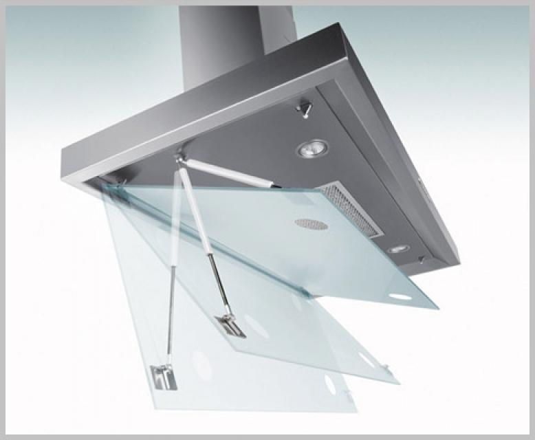 gutmann campo 05 w b intern wandhaube edelstahl und glas 60 cm mit led beleuchtung 05w600b. Black Bedroom Furniture Sets. Home Design Ideas