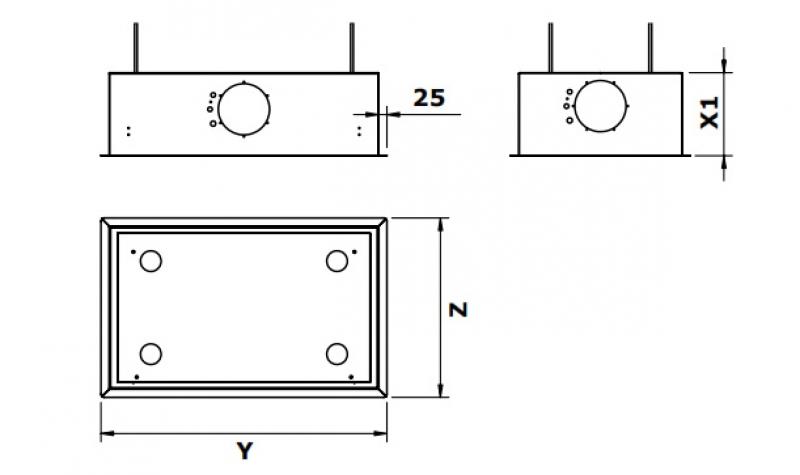 gutmann campo ii 05 em a extern deckenhaube edelstahl und glas 116 cm led beleuchtung ohne. Black Bedroom Furniture Sets. Home Design Ideas