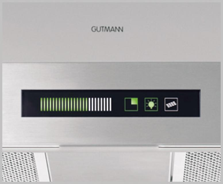 gutmann stratos 592 w b intern wandhaube edelstahl 100 cm mit motor 592w1000b mit 5 jahren. Black Bedroom Furniture Sets. Home Design Ideas