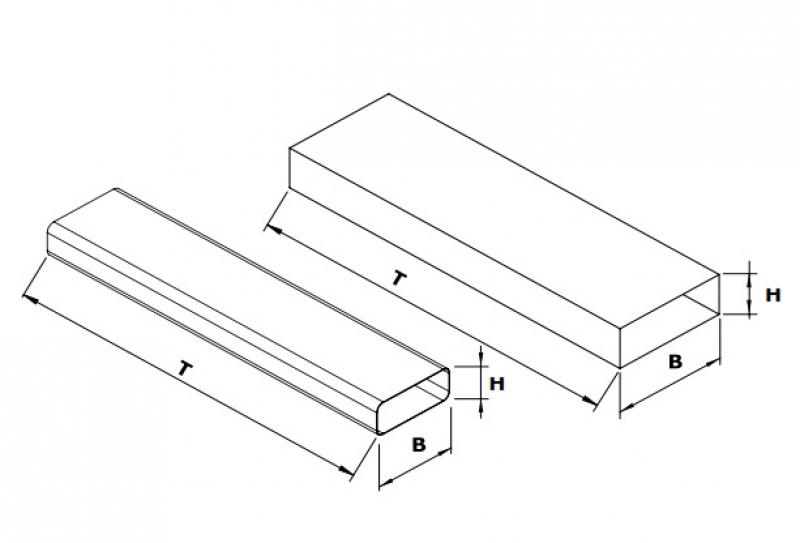 gutmann l ftungskanal verzinktes blech tz 8007. Black Bedroom Furniture Sets. Home Design Ideas