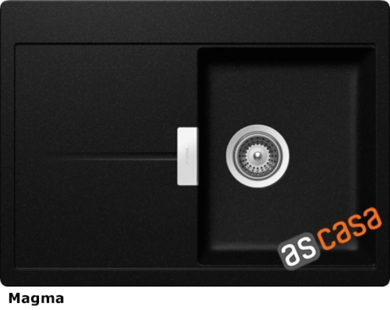 schock horizont d 100 s a einbau auflage magma. Black Bedroom Furniture Sets. Home Design Ideas
