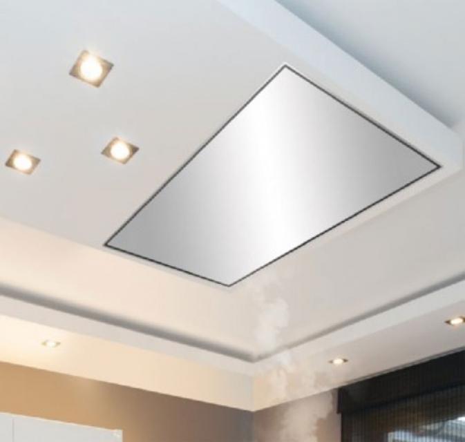 Silverline quadra 100 cm qud 104 e deckenhaube for Deckenhaube