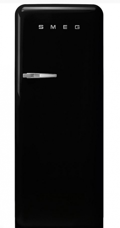 smeg fab28rne1 standk hlschrank schwarz. Black Bedroom Furniture Sets. Home Design Ideas