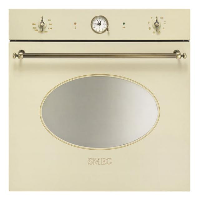 Smeg sfp805a einbaubackofen anthrazit gold - Energieverbrauch kuhlschrank tabelle ...