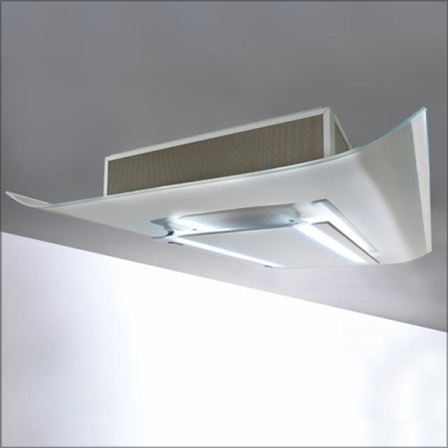 Falmec Cielo Design Weiss 120 Cm Deckenhaube