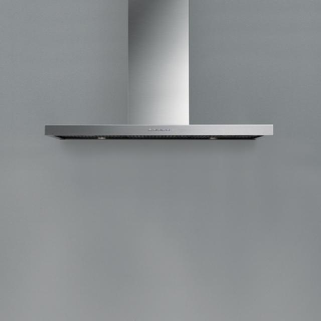 falmec stream design edelstahl 90 cm wandhaube. Black Bedroom Furniture Sets. Home Design Ideas