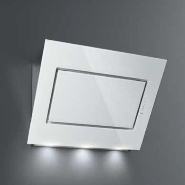 falmec quasar design wei 80 cm wandhaube. Black Bedroom Furniture Sets. Home Design Ideas