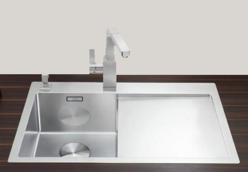 blanco claron einbausp le 4 s if flachrand. Black Bedroom Furniture Sets. Home Design Ideas
