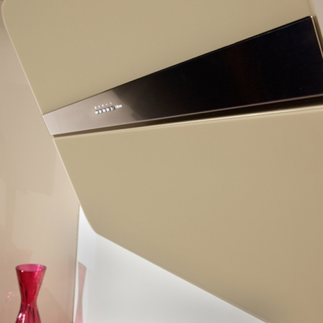 falmec flipper design glas schwarz satiniert. Black Bedroom Furniture Sets. Home Design Ideas