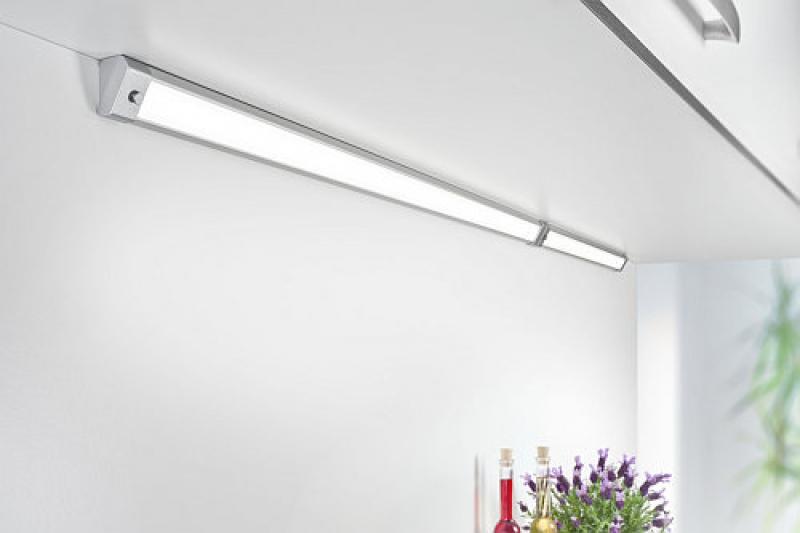 Küchenbeleuchtung unterbau led  Thebo LED 401 Nina, Edelstahl, 2904277W