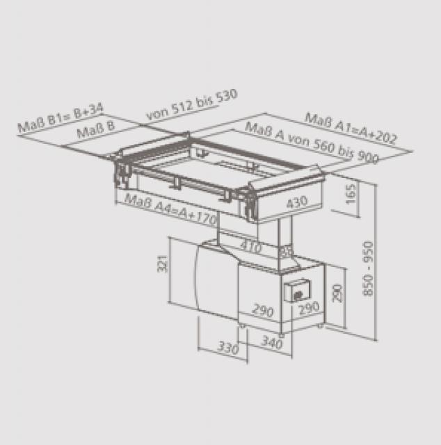 homeier hdo downair mistral abluft. Black Bedroom Furniture Sets. Home Design Ideas