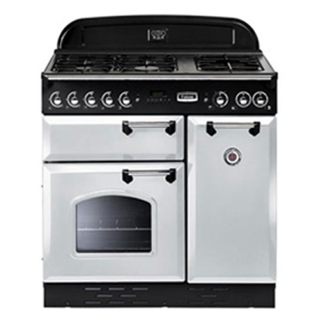 falcon classic 90 range cooker clas90dfcy. Black Bedroom Furniture Sets. Home Design Ideas