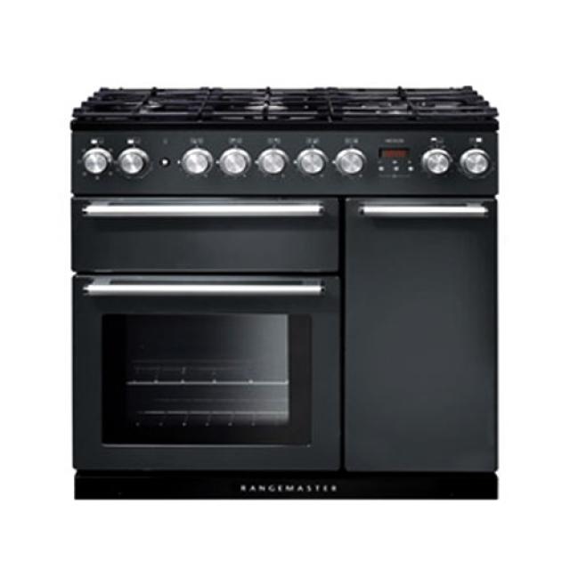 falcon nexus 90 range cooker nex90dfss. Black Bedroom Furniture Sets. Home Design Ideas