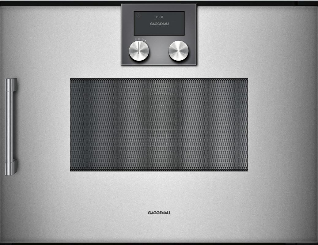 gaggenau bmp 250 110 mikrowellen backofen. Black Bedroom Furniture Sets. Home Design Ideas