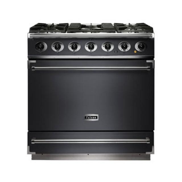 falcon 900 s range cooker f900sdfsl. Black Bedroom Furniture Sets. Home Design Ideas
