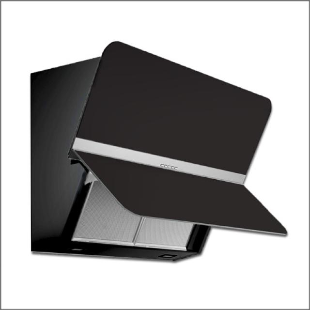 falmec flipper design flw85ss. Black Bedroom Furniture Sets. Home Design Ideas