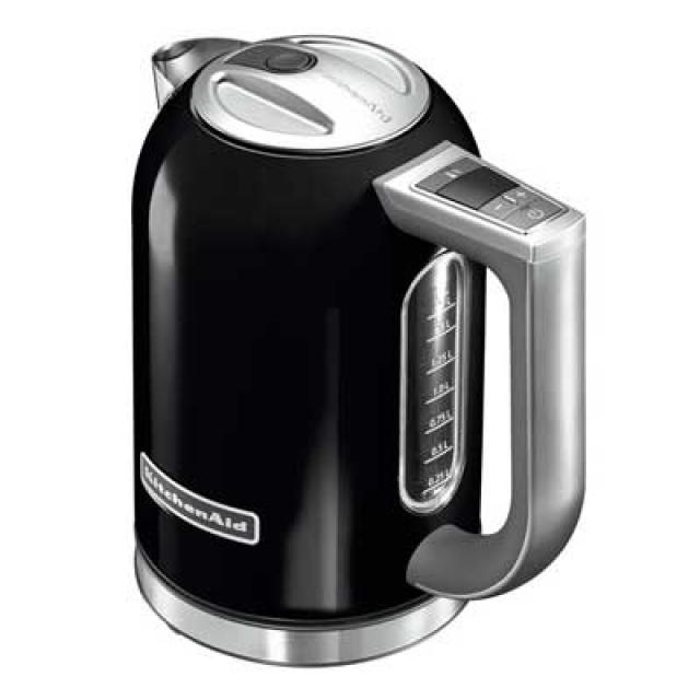 kitchenaid wasserkocher 1 7 liter edelstahl 5kek1722esx. Black Bedroom Furniture Sets. Home Design Ideas