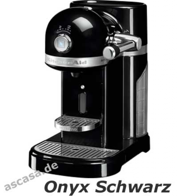 kitchenaid artisan nespresso kaffeemaschine 1 4 l. Black Bedroom Furniture Sets. Home Design Ideas