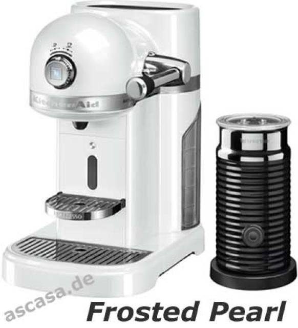 Die Kaffee Maschine als Vollautomat kann auch Latte Macchiato zubereiten
