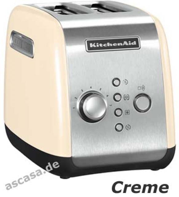 kitchenaid 2 scheiben toaster empire rot 5kmt221eer. Black Bedroom Furniture Sets. Home Design Ideas