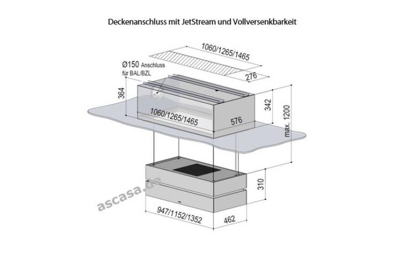 berbel skyline edge 2 bdl 135 ske 1050043. Black Bedroom Furniture Sets. Home Design Ideas