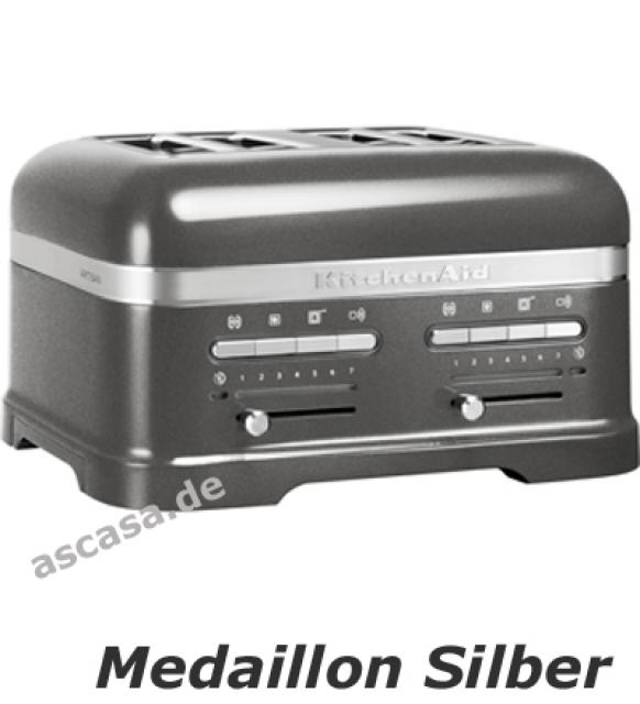kitchenaid 4 scheiben toaster artisan liebesapfel rot. Black Bedroom Furniture Sets. Home Design Ideas
