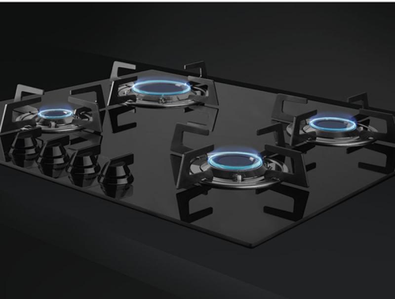 smeg pxl6106 gaskochfeld edelstahl satiniert. Black Bedroom Furniture Sets. Home Design Ideas