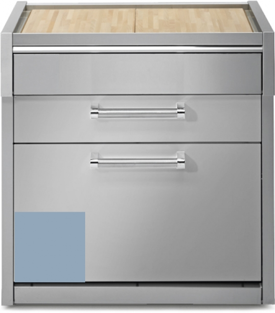 steel genesi 90 farbe celeste g9c pcce. Black Bedroom Furniture Sets. Home Design Ideas