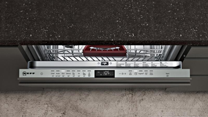 Great Neff GX 5801 M / S525M80X1E, Geschirrspüler Vollintegrierbar, 60 Cm, EEK:  A++, Mit 5 Jahren Garantie! Design Inspirations