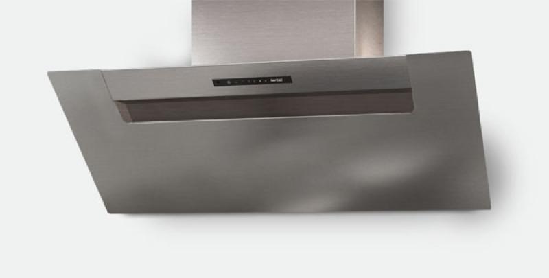 Design dunstabzugshaube kopffreihaube 90 cm sensor touch: berbel