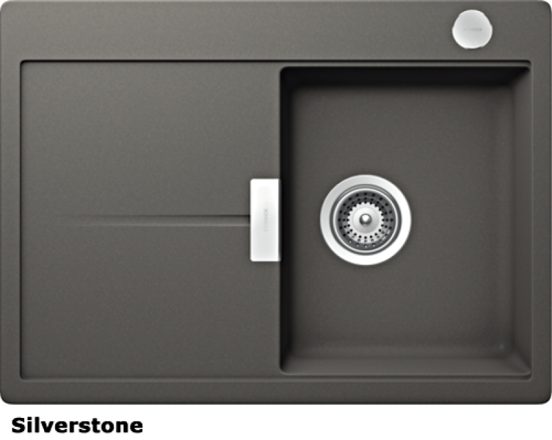 schock horizont d 100 s a auflage silverstone. Black Bedroom Furniture Sets. Home Design Ideas