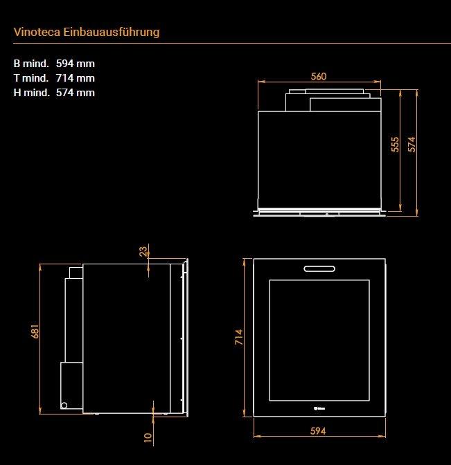 einbau mit flammiger gaskocher aus niro zum einbau mit. Black Bedroom Furniture Sets. Home Design Ideas