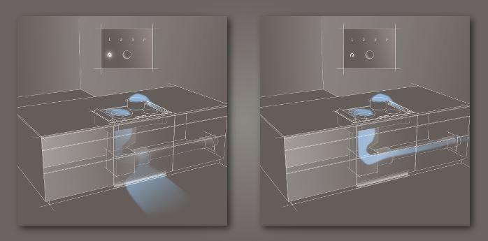 homeier all in one downair mistral 1409942 umluft. Black Bedroom Furniture Sets. Home Design Ideas