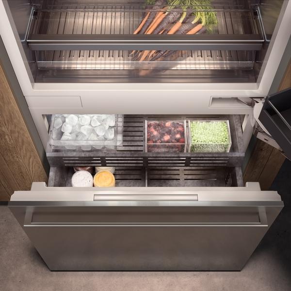 Gaggenau Kühlschrank Side By Side gaggenau rb 492 304 kühl gefrier kombination