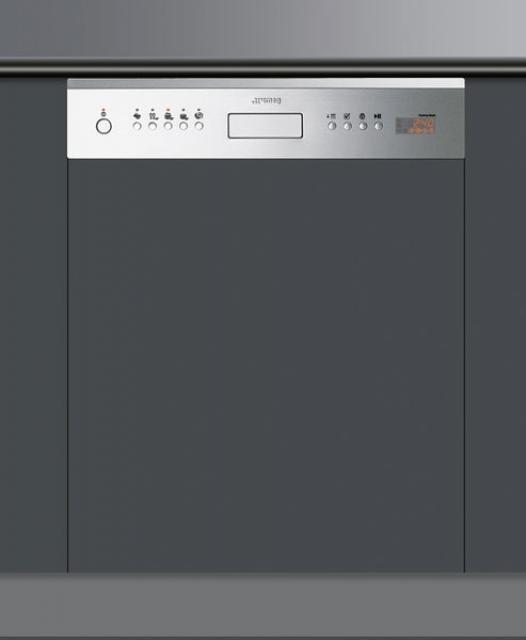 smeg pla6442x2 geschirrsp ler integrierbar. Black Bedroom Furniture Sets. Home Design Ideas